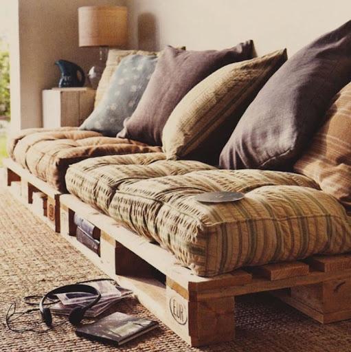 meuble en palettes